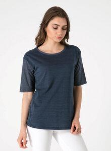 T-Shirt aus Bio Baumwolle mit Pünktchen - ORGANICATION