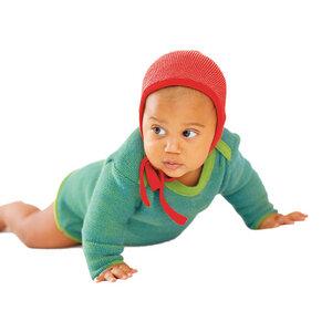 Baby Strick-Häubchen - Disana
