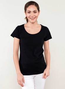 Basic Rundhals T-Shirt aus Bio-Baumwolle - ORGANICATION