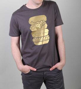 Donunts Herren T-Shirt kurzarm Bio Baumwolle  - ROCKBODY
