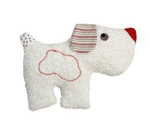 Kirschkern-Wärmekissen Hund - Efie