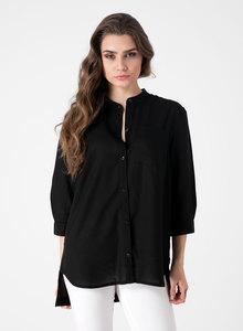 3/4 Sleeve Tencel® Blouse - ORGANICATION