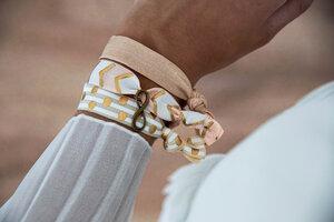 Sweety Tweety - Elastisches Armband im 3er Set - dreisechzig