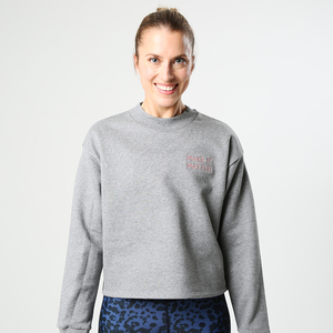 Make It Matter Statement Sweater - Ambiletics