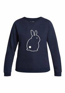 Bunny Embroidered Sweatshirt - People Tree