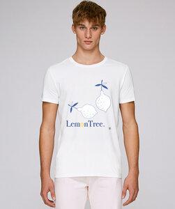 T-Shirt mit Motiv / Lemon Tree - Kultgut