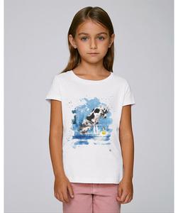 T-Shirt mit Motiv / the lemon is mine  - Kultgut