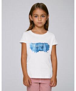 T-Shirt mit Motiv / Stück Glück - Kultgut
