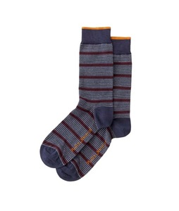 Olsson Mixed Stripe Socks - Nudie Jeans