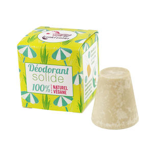 Palmarosa festes Deodorant - Lamazuna