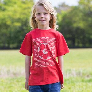 Kinder T-Shirt Fußball - Kite Clothing