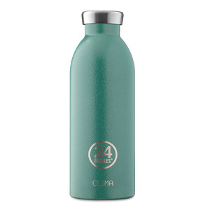 0,5l Thermosflasche Moss Green - 24bottles