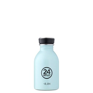 0,25l Trinkflasche Cloud Blue - 24bottles