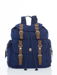 Rucksack mit 3 Außentaschen - Pure-Concept