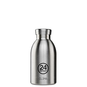 0,33l Thermosflasche Steel - 24bottles
