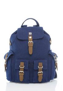 Rucksack mit 4 Außentaschen - Pure-Concept