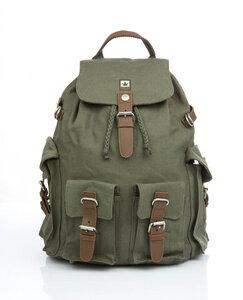 Rucksack mit 4 Außentaschen - PURE