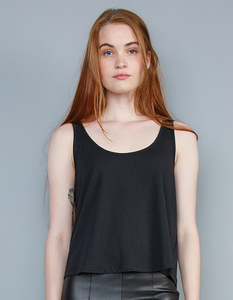 Damen Top Ärmellos Shirt lässig cooles Shirt  - Mantis
