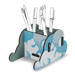 Stiftebox Smart Penbox Wolke - WERKHAUS