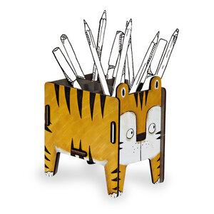Stiftebox Tiger - WERKHAUS