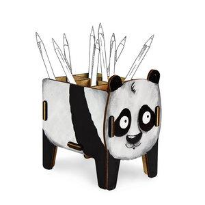 Stiftebox Panda - WERKHAUS