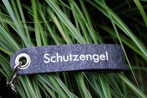 Unsere originellen Schlüsselbänder Schutzengel  - Metz-Textil Design