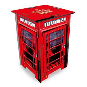 Photohocker - Telefonzelle London - WERKHAUS