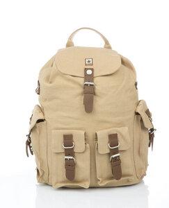 Rucksack mit 3 Außentaschen - PURE