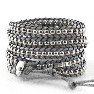 DOTS CLASSICS 5er Wickelarmband Armband sportlich Schmuck DamenMädchen - DOTS ORIGINALS