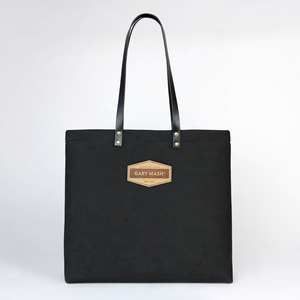 Tote Bag Pure Black - Gary Mash