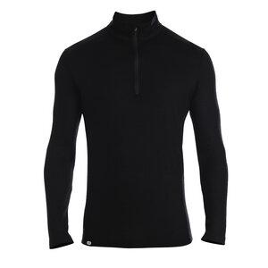 Rewoolution Herren Sport Langarm - T-Shirt  - Rewoolution