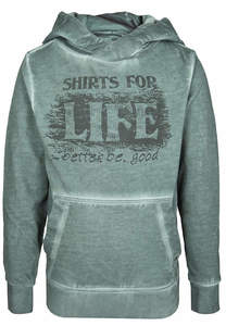 SFL PHILLIPP JUNIOR HOODIE - SHIRTS FOR LIFE