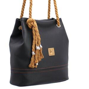 Statement - Tasche, Bucket Bag - Belaine Manufaktur