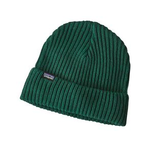 Fishermans Rolled Beanie - Micro Green  - Patagonia