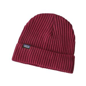 Fishermans Rolled Beanie - Oxide Red - Patagonia