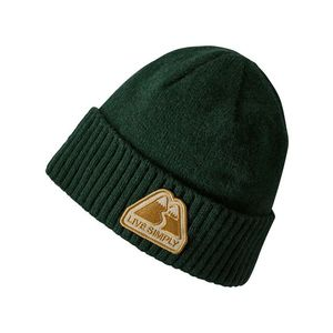 Brodeo Beanie - Micro Green - Patagonia