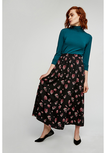 Rock - Rafferty Bouquet Skirt - People Tree