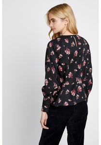 Bluse - Valentina Bouquet Top - geblümt - People Tree