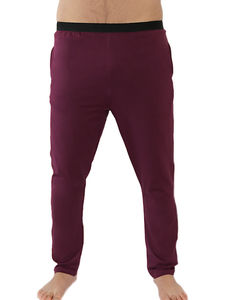 Damen Herren Unisex Loungepants Bio-Baumwolle Freizeithose Schlafhose  - Albero