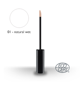 Lip Gloss 1 - natural wet - alva naturkosmetik