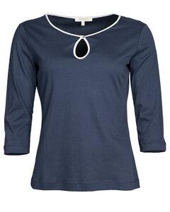 Pima Shirt marine - Alma & Lovis