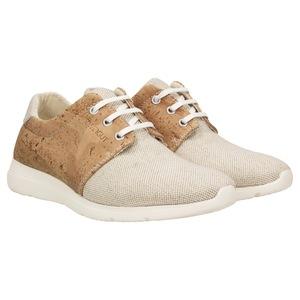 echt #408 Unisex Sneaker aus echtem Kork und Canvas - ZWEIGUT®