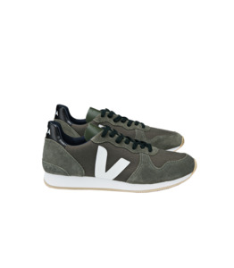 Holiday Low Top B Mesh Olive White - Veja