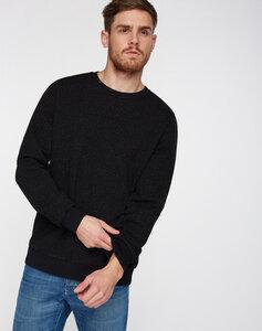 Sweatshirt #WAFFLE schwarz - recolution