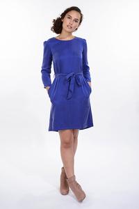 Bloom Kleid blau - Flowmance