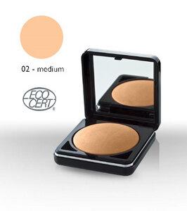 Powder 2 - medium - alva naturkosmetik