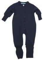 Schlafanzug/Overall Frottee Merinoschurwolle und Seide - Reiff
