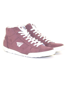 be free – Sneaker High-Cut rosa - be free shoes