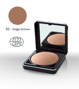 Bronzing Powder 3 - beige-brown - alva naturkosmetik