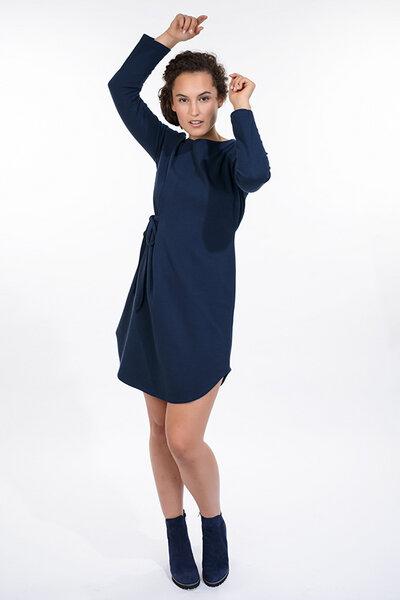 e4276fc6b106c2 Flowmance - SWING Kleid dunkelblau